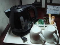 ポット・コーヒーサービス
