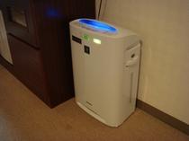 空気清浄加湿器(喫煙室)