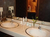 DXツイン・ファミリールーム洗面台(客室一例)
