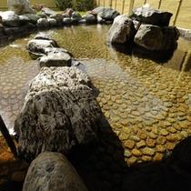 キロロ温泉「森林の湯」露天・男湯