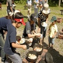 Kiroro Premium BBQ<イメージ写真>野外