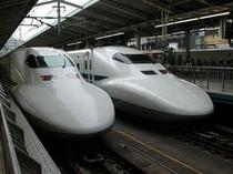 新大阪駅からは電車で15分♪