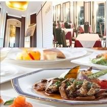 ■洋食:スカイレストラン ルーバン(12F)