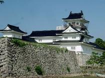 ☆観光:富山城へは車で5分&徒歩でもOK!