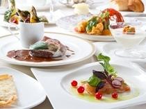■洋食:スカイレストラン ルーバン(12F) 料理例
