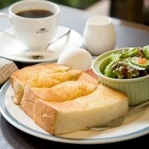 朝食 1F珈琲館AM7:30〜AM11:00まで ※日・祝休み