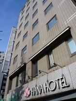 ホテル外観(三ノ宮駅すぐです♪)