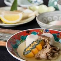 *【朝食一例】朝からご飯がすすむ!和朝食を召し上がれ♪