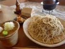 安曇野のお蕎麦
