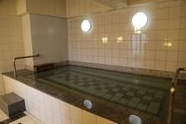 大浴場 男湯 浴槽