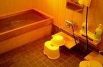 ヒバのお風呂