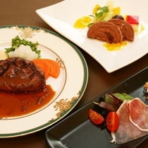 洋食の一例