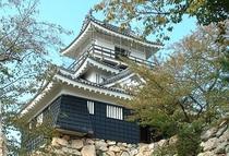 浜松城(別名:出世城)