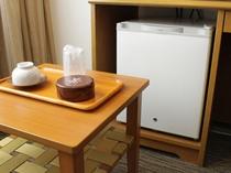 冷蔵庫全部屋完備