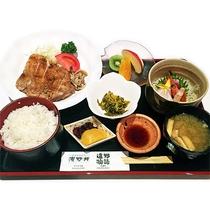 日替わりパール定食(※イメージ写真)