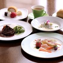 <里山~となみ野の美食フルコース~>人気のコースがリニューアルいたしました!
