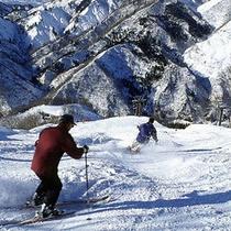 五箇山たいらスキー