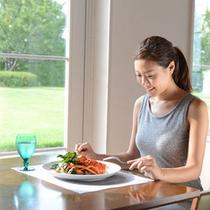 ひと皿ひと皿味わい深く洗練された料理を堪能ください。
