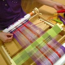 城端絹織物