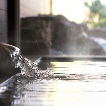 *桜ヶ池温泉大浴場