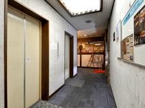 【パブリックスペース】エレベーター