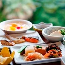 朝食バイキングイメージ(和風)