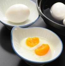 温泉たまご(朝食バイキング)