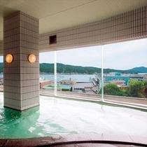 男性大浴場 『リアスの湯』