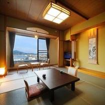 【 港側和室 】 (11.5畳~14畳)