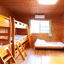 【別棟ウッドハウス】大人数でのご宿泊に最適です。