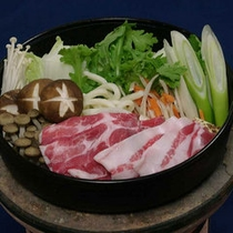 猪肉すき焼き