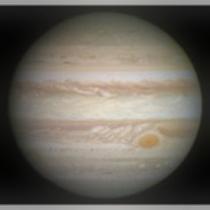 木星(イメージ)
