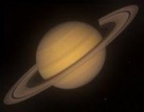 土星(イメージ)