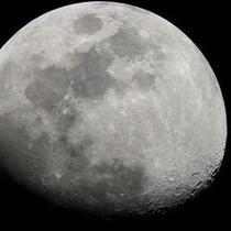 天体観測 月