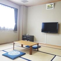 *和室一例/6畳または8畳の和室。足を伸ばしておくつろぎください♪wi-fi&有線LANポートあり!