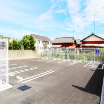 無料駐車場【第一駐車場】