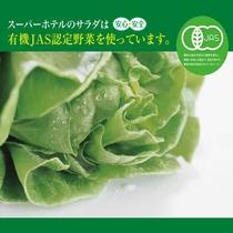 スーパーホテル千葉・市原【有機JAS野菜】