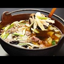 【お料理一例】人気の一品・大鍋
