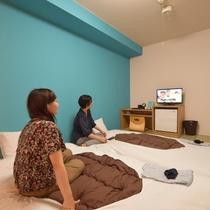客室【和室】全室インターネット接続可能!