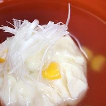 *[ご夕食]蒸し物(一例)