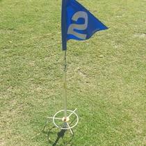 グラウンドゴルフ(イメージ)