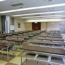【大会議室】マイクやプロジェクター等も完備
