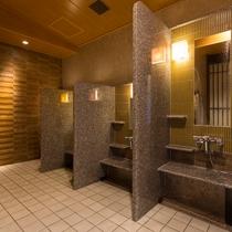 洗い場(女性大浴場)