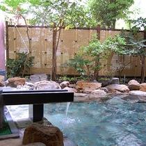 ■石造大浴場「湯里」露天風呂
