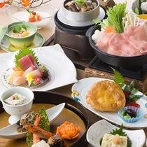 ■美味会席イメージ