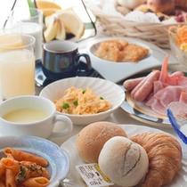 ■朝食ブッフェ