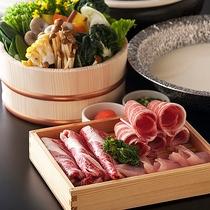 ■結坐鍋料理イメージ