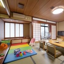 ■懐かし館 赤ちゃんルーム