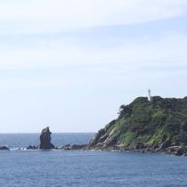 *手つかずの美しい自然が残る福江島