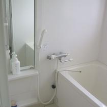 平屋バンガローお風呂